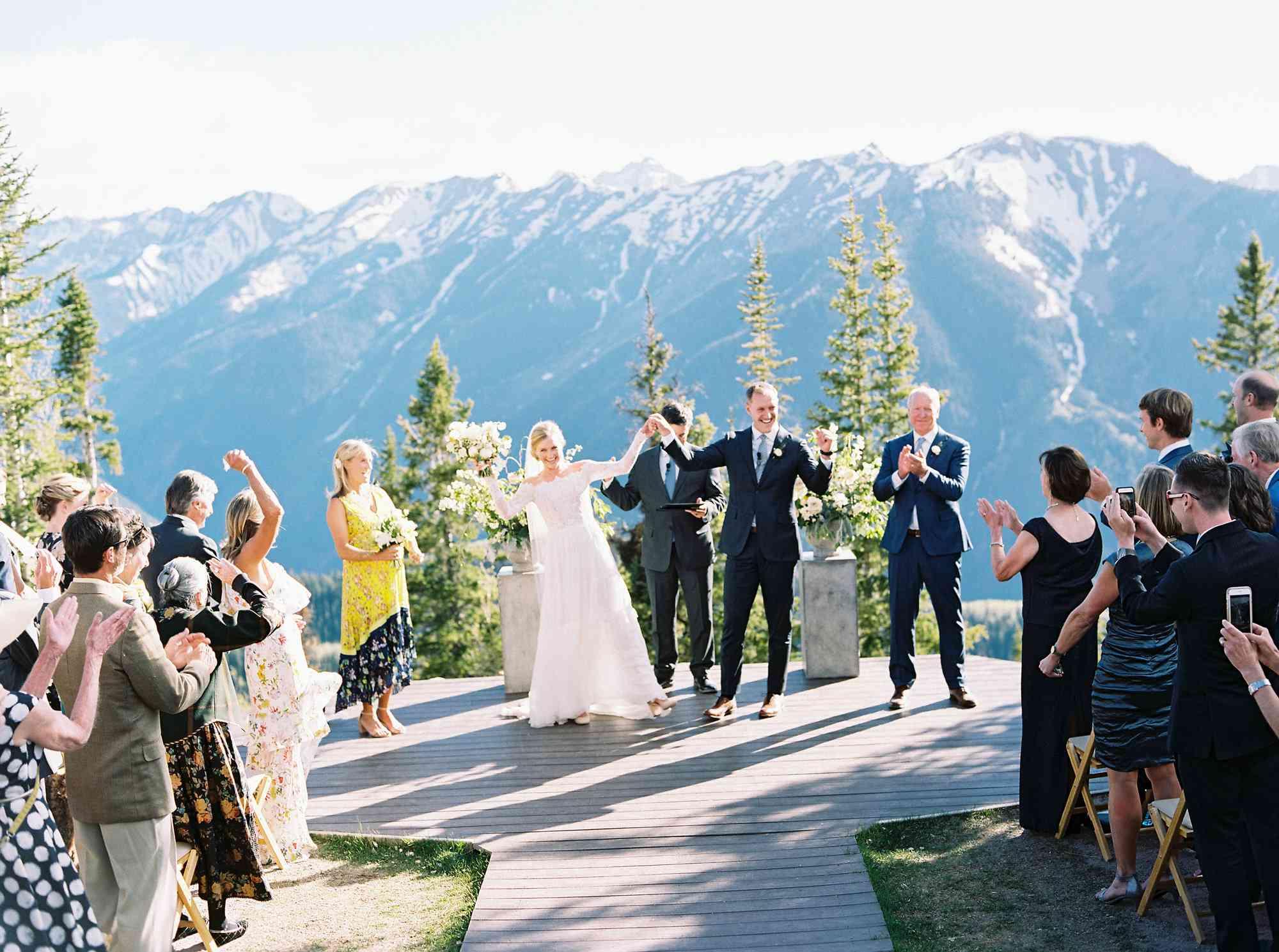 So erstellen Sie Ihre Hochzeit hervorragend für Gäste