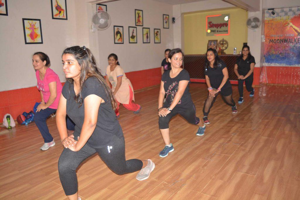 Warum Zumba-Tanzkurse besuchen